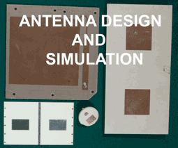 antenna design and simulation
