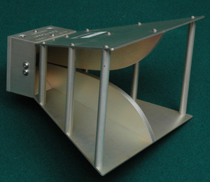 1 to 18 GHz Calibrated Horn Antenna