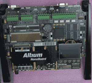 Altium Nanoboard For FPGA and Embedded Development