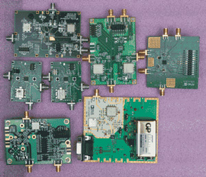 Various Synthesizer Development Boards